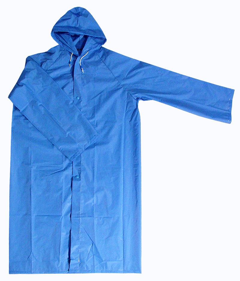 VIOLA pláštěnka turistická 5706 modrá, Velikosti M